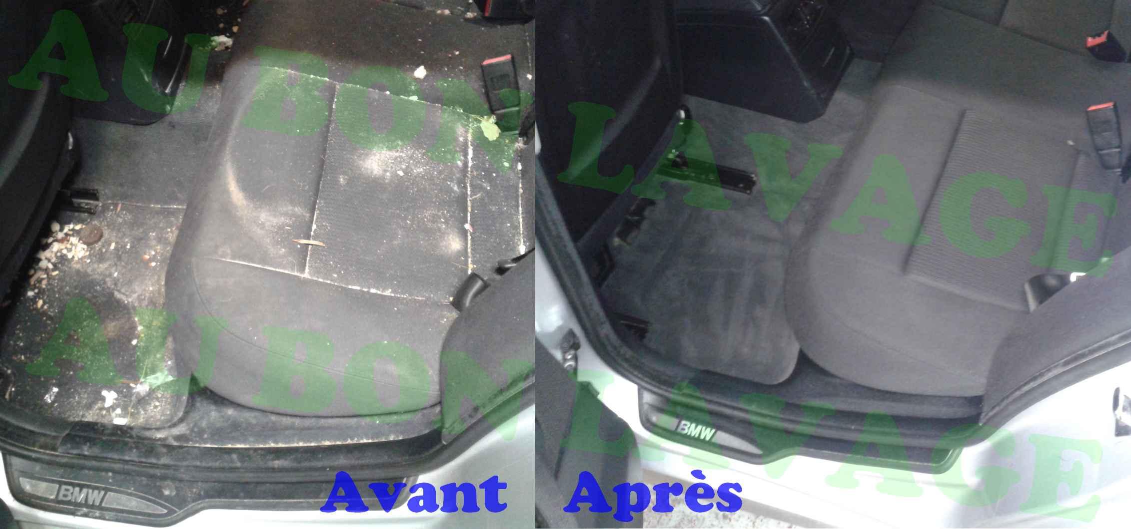 Au Bon Lavage Nettoyage Et Rénovation Des Voitures Sur Le